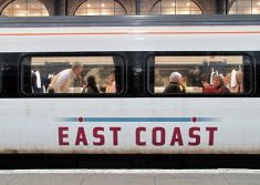 east coast trains